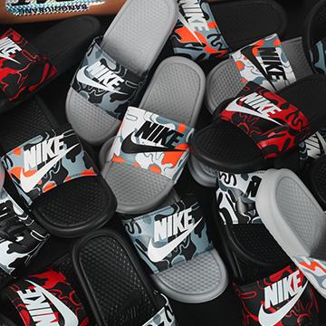 Dép Nike Benassi Camo