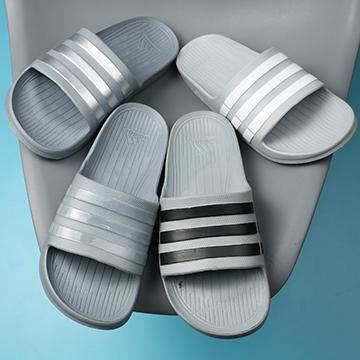 Dép Adidas Nam đúc Duramo 3 sọc