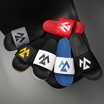 Dép Adidas Plus logo Alan Walker