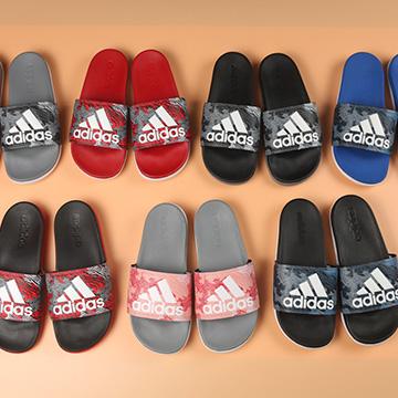 Dép Adidas Plus Camo Nữ