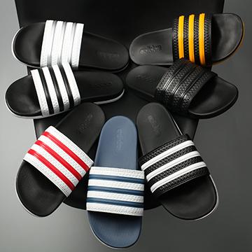 Dép Adidas Plus Classic 3 sọc