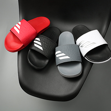 Dép Adidas Plus quai gân 3 sọc xéo