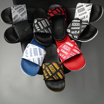 Dép Nam Adidas Plus êm