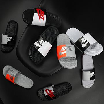 Dép Nike 2 màu