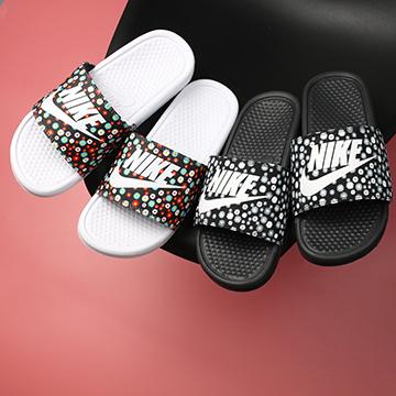 Dép Nữ Nike Benassi Hoa