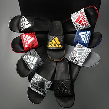 Dép Plus Adidas CF