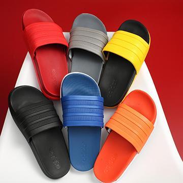 Dép Plus nữ Adidas Comfort Mono