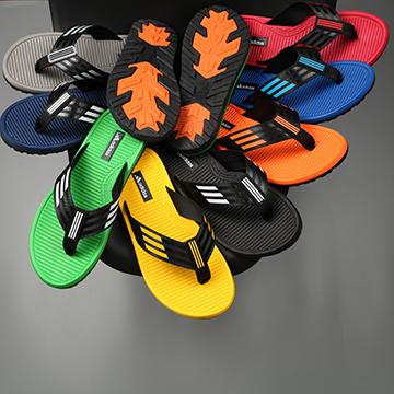 Dép thể thao 2 quai Adidas 3 sọc